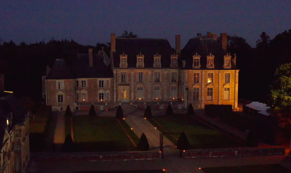 Concert nocturne au Château